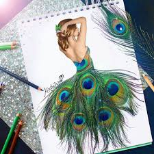 25 Beautiful Color Pencil Drawings and Creative Art works by Kristina Webb