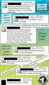 best adult esl writing resources images writing reflective writing prompts are perfect for back to school because they will encourage your students to
