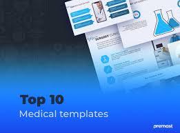 Best 10 Free Premium Medical Powerpoint Templates