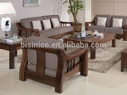 sofa design wood wooden sofa set