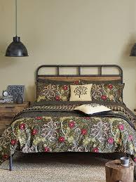 Morris Bedroom Furniture Morris Co Morris Seaweed Duvet Cover House Of Fraser