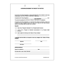 Hipaa Request Form Request For Accounting Of Disclosures