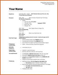 how to type up a resume bricolagemagazinecom how to type a cover good resume  - How