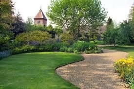 Gravel Garden Design Mesmerizing Author John Brookes Was A Rarity A Gardener Who Focused On Design