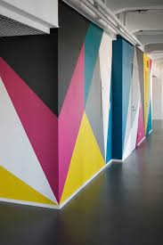 Small Picture Best 25 Geometric wall ideas only on Pinterest Geometric wall
