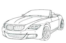 Sports Car Coloring Pages To Print Free Printable Sports Car