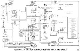 1965 ford starter solenoid wiring diagram wiring diagram 1965 mustang wiring diagrams average joe restoration