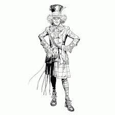 100 Alice In Wonderland Tweeling Kleurplaat 2019