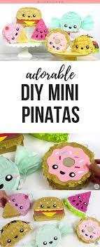adorable diy mini pinatas diy diy projects diy crafts diy ideas