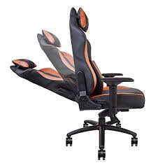 cooling office chair. Thermaltake Tt ESPORTS X Comfort Air Gaming Office Chair With 4 On-the-fly Cooling