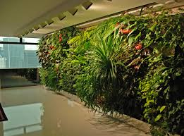 office gardening. Ronald Lu Office | Vertical Garden Patrick Blanc Gardening D