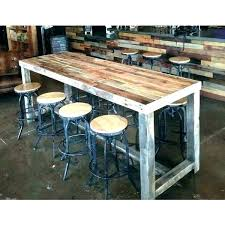 build your own outdoor bar how to build an outdoor wooden bar wooden bar stool plans