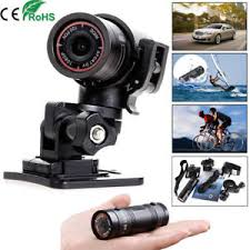 1080p Hd Bike Motorcycle Helmet Sports Mini Action Camera Video