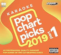 Zoom G Pop Chart Picks 2019 Part 1 G With 40 Chart Hits Explicit_lyrics