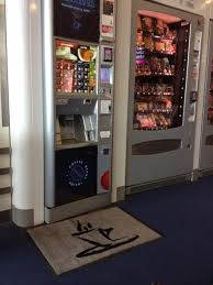 Vending Machine Accidents Awesome Vending Machine Mats From Footfall Footfall