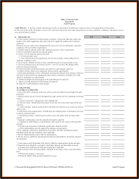 audit template word letter of intent to purchase goods sample masir