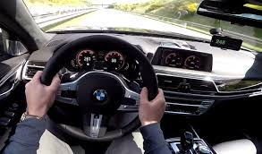 Sport Series bmw m4 top speed : BMW 760Li Goes for Top Speed on the Autobahn