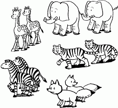 Small Picture Coloring Download Zoo Animal Coloring Pages To Print Zoo Animal