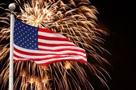1280 542317746 Dramatic American Flag And Fireworks Roger