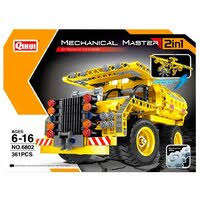 Купить <b>Конструктор QiHui Mechanical Master</b> 6802 Самосвал в ...