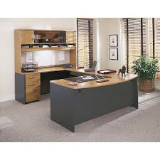 bush office furniture. Amazon.com: Bush Business Furniture Series C 3 Drawer Mobile File Cabinet In Natural Cherry: Kitchen \u0026 Dining Office