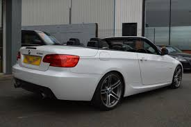 BMW 3 Series bmw 3 series convertible diesel : Used BMW 3 Series 335i M Sport 2dr DCT MASSIVE SPEC for sale in ...