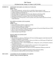 Financial Consultant Job Description Resume Dynamics AX Consultant Resume Samples Velvet Jobs 86