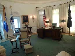 where is the oval office. The Oval Office In Austin? Where Is