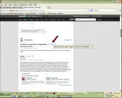 Resume Upload Linkedin Bongdaaocom How To Add Resume To Linkedin