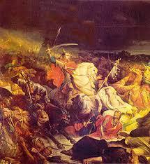 Куликовская битва Реферат  Куликовская битва Адольф Ивон 1859