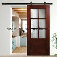 barn doors with glass inserts sliding door bedroom s insert wood interior diy