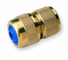 brass hose fitting access garden products