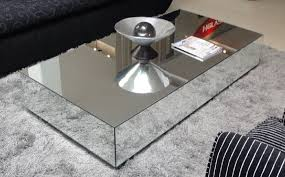 coffee tables ideas top modern mirrored coffee table