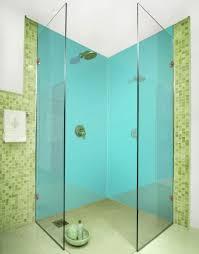 aqua acrylic shower panels