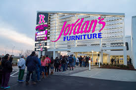 KBE pletes Jordan s Furniture Renovation High Profile High