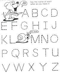 Letter A Kindergarten Worksheets Homework For Kindergarten ...