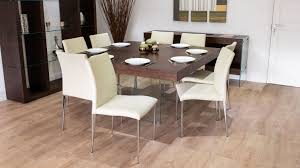 square glass top dining table for 8 image collections table