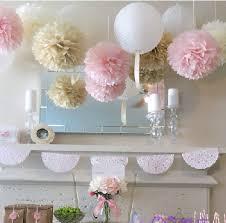 tissue paper flower centerpiece ideas 10pcs set 10inch 25cm tiffany blue wedding decorations tissue