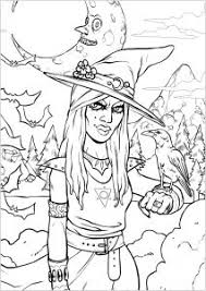 Since then, jack wanders between heaven and hell, by the light of a lantern. Halloween Coloring Pages For Adults