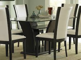 the most sophisticated white leather dining chairs in the most elegant as well as attractive sophisticated wooden dining room chairs pertaining to your home
