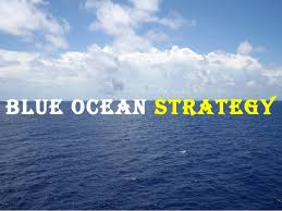 Blue Green Red And Purple Ocean Strategy