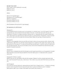 Opening Paragraph For Cover Letter Writing A Sample – Komphelps.pro