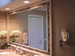 bathroom mirror frame tile. Bathroom Mirror Frames Ideas: Large Size Frame Tile M