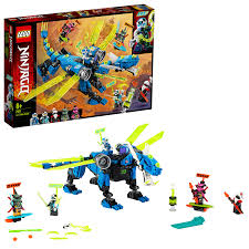 Buy LEGO Ninjago Jay's Cyber Dragon Mech Action Figure - Argos