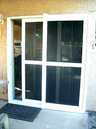 window sash pet door with cat built in large ideal