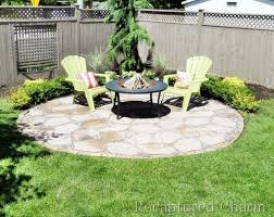 diy patio with fire pit. Do You Already Have A Store Bought Fire Pit? Well, Don\u0027t Toss It Just Because I\u0027m Trying To Give DIY Inspiration. Diy Patio With Pit