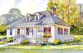 coastal cottage house plans. Sl 1610 Stgeorgecottage 4cr Coastal Cottage House Plans