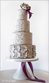Contemporary Wedding Cakes The Pastry Studio