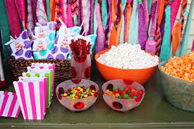 Small Picture Interior Design Candy Themed Birthday Party Decorations Luxury