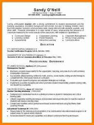 7+ Elementary Teacher Resume Templates | Penn Working Papers